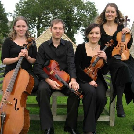 Magenta Strings - Ensemble , Derbyshire,  String Quartet, Derbyshire Classical Ensemble, Derbyshire