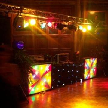 Monster Disco Mobile Disco
