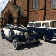 Ashton Wedding Cars Vintage & Classic Wedding Car