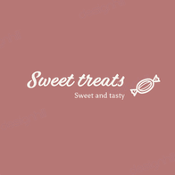 Sweet Treats Sweets and Candies Cart