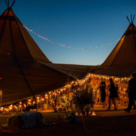 Fireflower Tipis Marquee & Tent