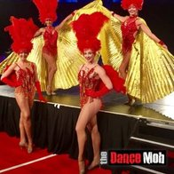 The Dance Mob Belly Dancer
