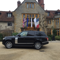 S T Private Hire Ltd Chauffeur Driven Car