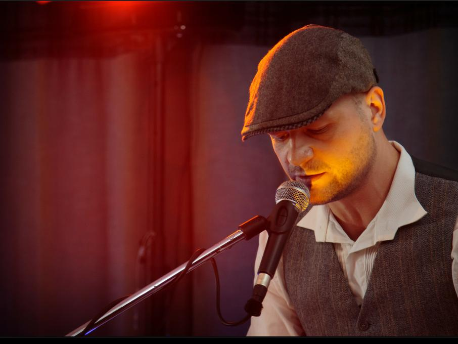 Theblackmarcs - Live music band DJ Singer  - Thirsk - North Yorkshire photo