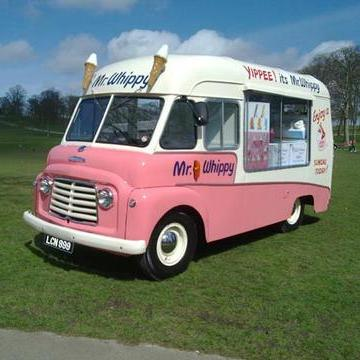 Ian Smith - Catering , Leeds,  Ice Cream Cart, Leeds