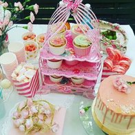 Dream Parties Sweets and Candies Cart
