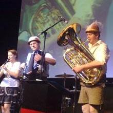 Hire THe Bavarian Oompah Boys for your event in London