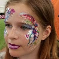 Colourful & Fun Team, Rainbow Faces Ltd Face Painter