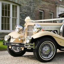Roaring 30s Automobiles - Transport , Looe,  Wedding car, Looe Vintage Wedding Car, Looe