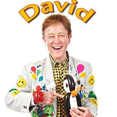 Davids Parties - Children Entertainment , Southampton,  Children's Magician, Southampton Balloon Twister, Southampton Children's Music, Southampton