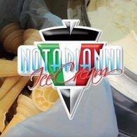 Notarianni Ices Ice Cream Cart