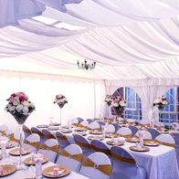 Jaydas Marquees and Events Party Tent