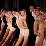 The Gatsby Girls Dance Act