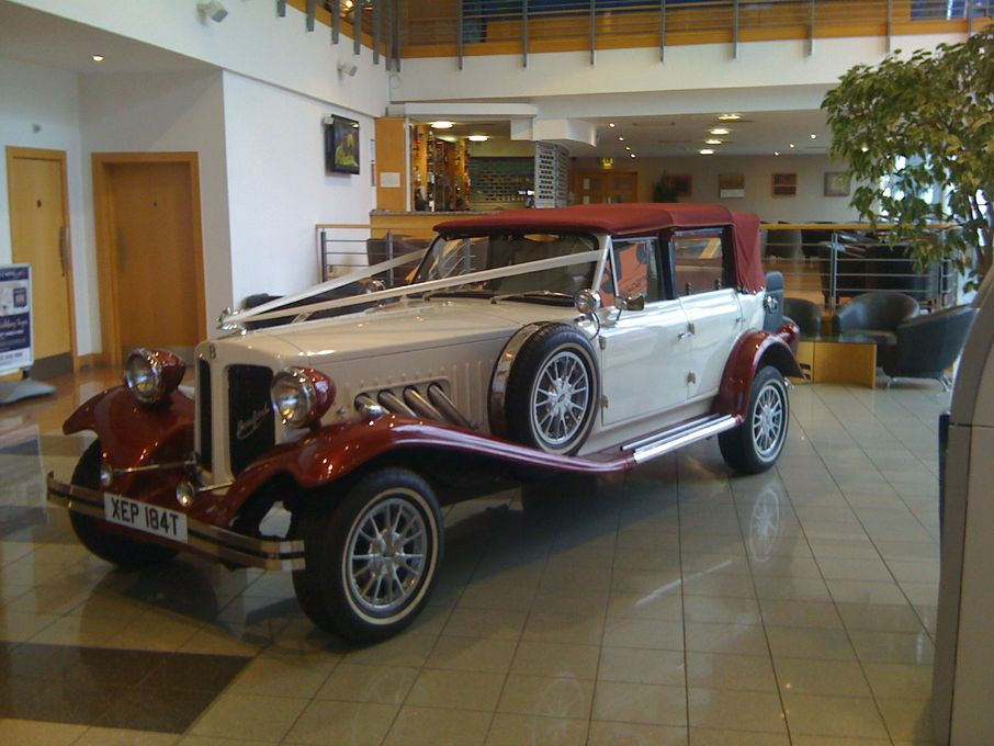 Ayrshire Bridal Cars - Wedding car Irvine , Ayrshire