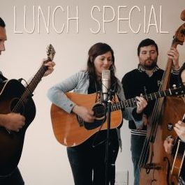 Lunch Special - Live music band , London,  Function & Wedding Band, London Bluegrass Band, London Country Band, London