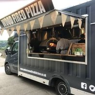 Amber's Wood Fired Kitchen Pizza Van