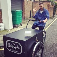 The BakeCycle Sweets and Candies Cart