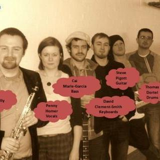 Platonic Curry - Live music band , London,  Jazz Band, London Funk band, London