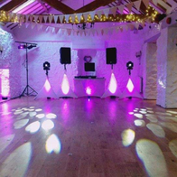 The Reflex Mobile Disco Karaoke DJ