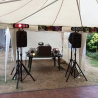 PA Disco Hire Mobile Bar