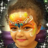 Butterflies And Beasties Face Painting Face Painter