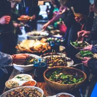 Global Kitchen Catering & Events Paella Catering
