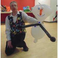 The Balloon Man - The Magician Children's Magician