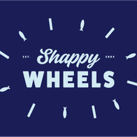 "Shap Chippy ""Shappy Wheels"" Fish and Chip Van"