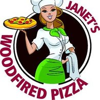 Janet's Wood Fired Pizza Pizza Van