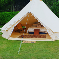 R & R Glamping Bell Tent