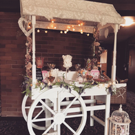 Dandy Candy Sweet Cart Sweets and Candies Cart