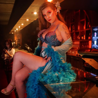 Fauna Kate Burlesque Dancer