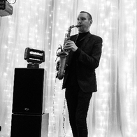 Ed on Sax Saxophonist