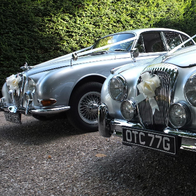 Amazing Grace Wedding Cars Chauffeur Driven Car