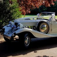 Roland Ches Wedding car