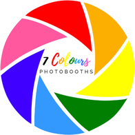 7 Colours Photobooths Photo Booth