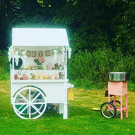 Sweet Treats Sweet Cart Essex Games and Activities