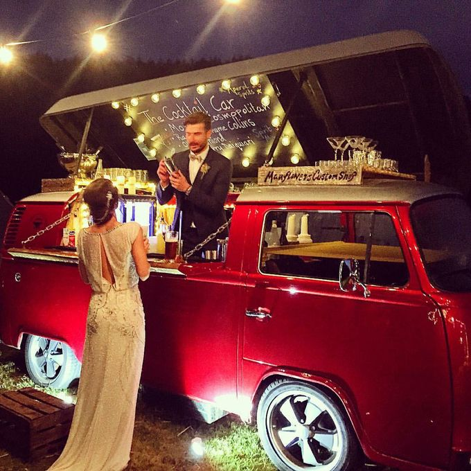 The Cocktail Car Company Ltd - Catering Marquee & Tent  - Worcestershire - Worcestershire photo