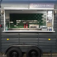 Grills And Chills Food Van