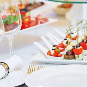 Alfresco Catering Dinner Party Catering