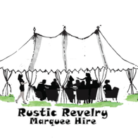 Rustic Revelry Party Tent