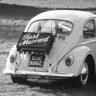 Sussex Love Bug Vintage & Classic Wedding Car
