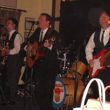 The Smokin Jackets Function & Wedding Music Band