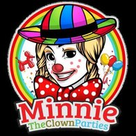 Minnie The Clown Parties Circus Entertainment