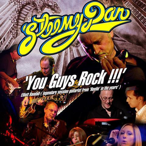 Steemy Dan - Live music band , London, Tribute Band , London,  Jazz Band, London 90s Band, London 70s Band, London 80s Band, London Rock Band, London