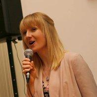 Gemma Crossland, singer Jazz Singer
