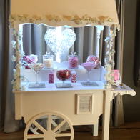 Herts Sweet Carts Sweets and Candies Cart