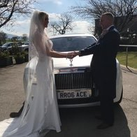 ACES CAR HIRE - ROLLS ROYCE & VINTAGE SPECIALIST Wedding car