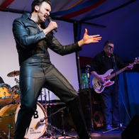 ECB - The Elvis Covers Band Elvis Tribute Band