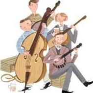 The thumping Tommys Bluegrass Band